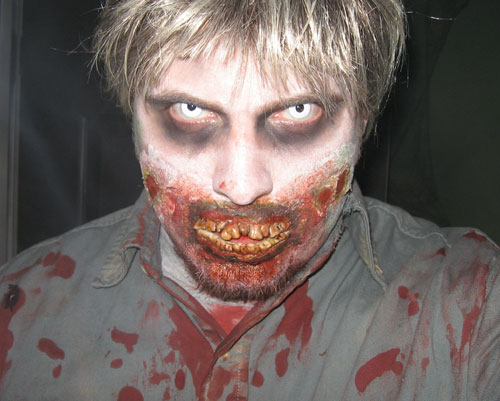 Terror4Fun: Zombie Make Up Gallery 1